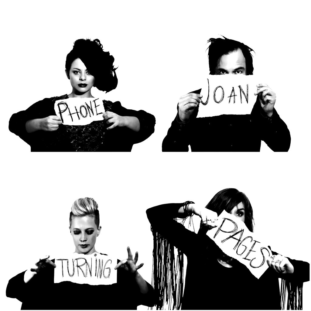 Turning Pages – Phone Joan